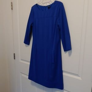 New Directions dress with pockets